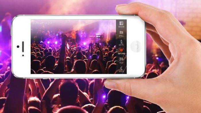 Streamago Social app caratteristiche