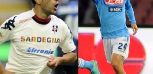 Cagliari-Napoli, probabili formazioni Serie A 19 aprile 2015