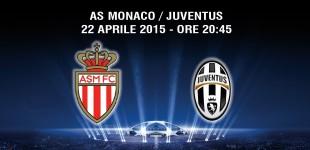 Monaco-Juventus, probabili formazioni quarti Champions League 22 aprile 2015