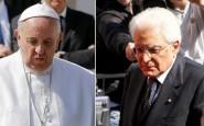 detay papa francesco e sergio mattarella prima volta faccia a faccia al centro dellincontro i migranti la persecuzione dei cristiani il genocidio armeno