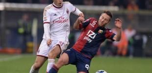Streaming Milan-Genoa Serie A 29 aprile 2015