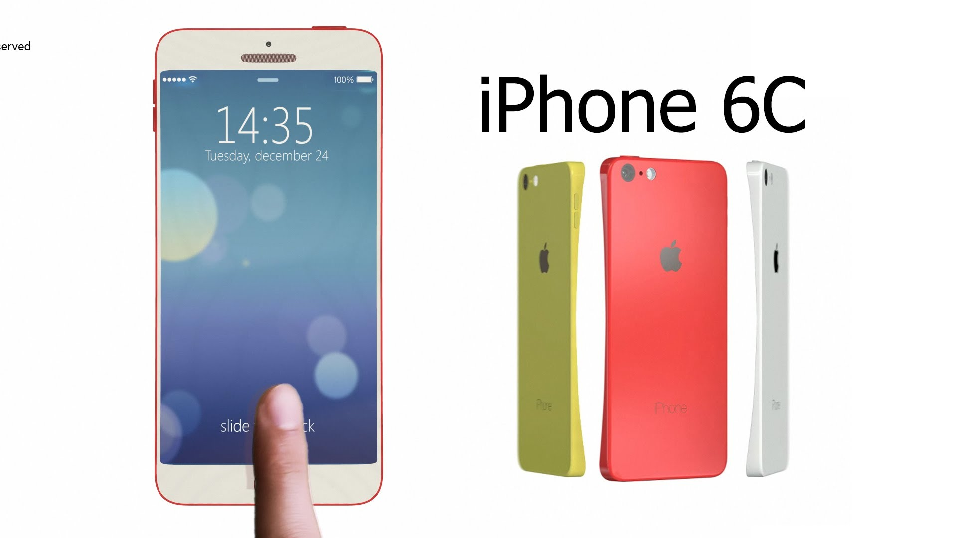 iPhone 6C data uscita