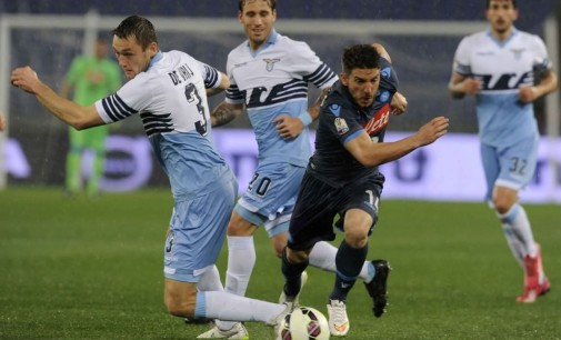Napoli-Lazio, probabili formazioni semifinale Coppa Italia 8 aprile 2015