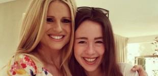 Michelle Hunziker: ora voglio un maschietto e poi diventare nonna