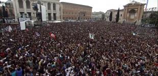 Cantanti concerto Primo Maggio 2015 Roma