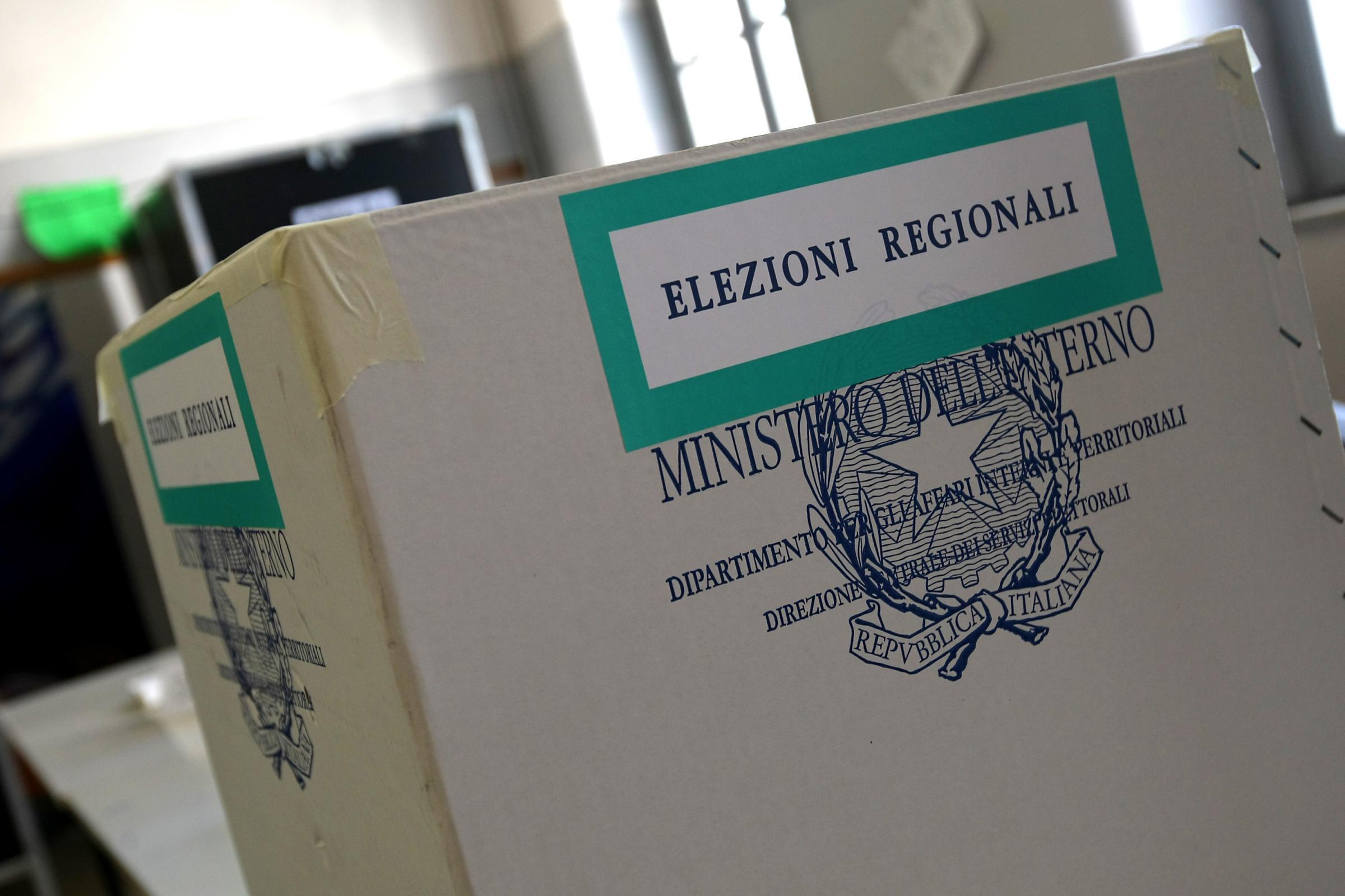 regionali Campania 2015
