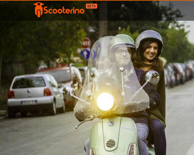scooterino roma app Android come scaricare