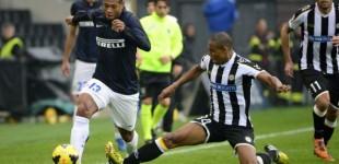 Udinese-Inter, probabili formazioni Serie A 28 aprile 2015
