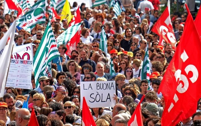 12 maggio 2015 sciopero
