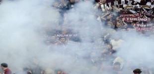 Derby Torino, identificati ultrà Juve bomba carta