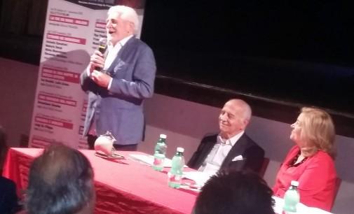 Conferenza stampa Teatro Parioli