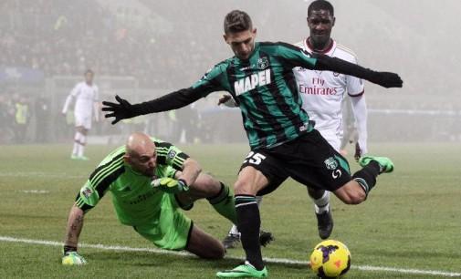 Sassuolo – Milan, probabili formazioni Serie A 17 maggio 2015