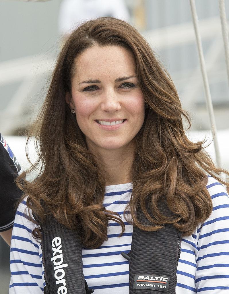Fonte  popsugar.com Kate Middleton
