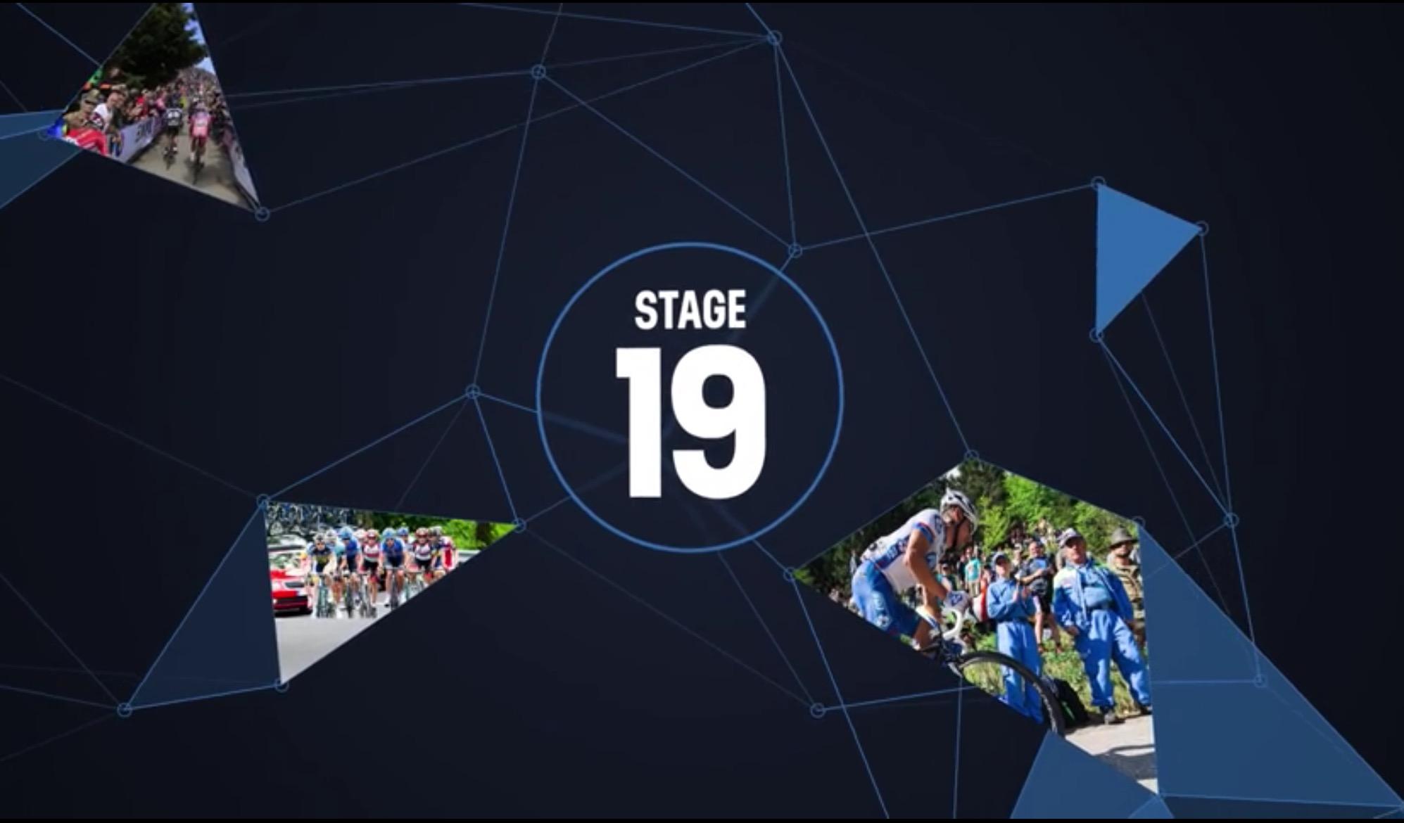 Gravellona-Cervinia 29 maggio 2015 Giro d'Italia strade chiuse