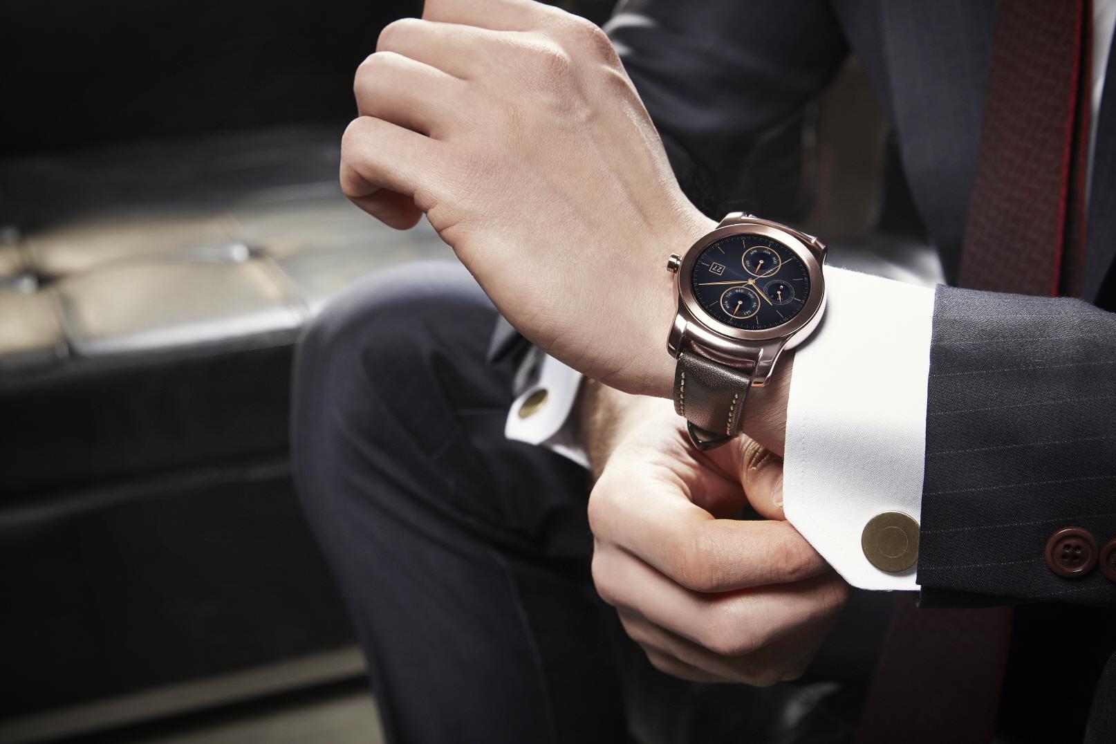 LG Watch Urbane smartwatch caratteristiche