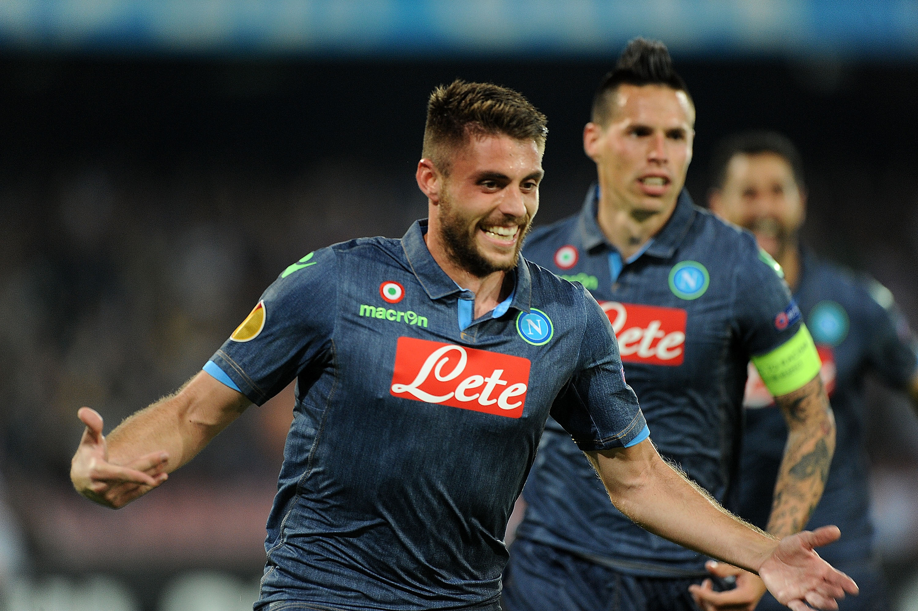 pagelle Napoli-Dnipro