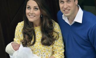 Londra, la Royal baby è Charlotte Elizabeth Diana