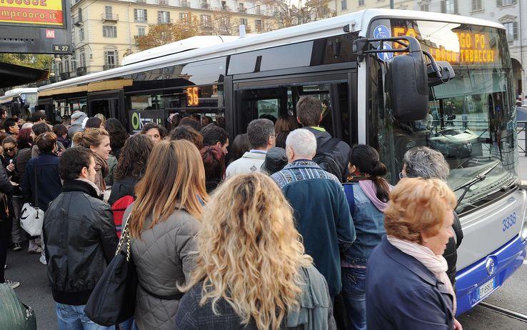 Torino sciopero 24 maggio