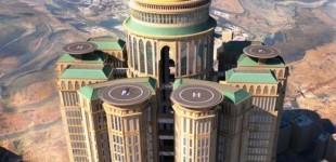 A La Mecca sorgerà l'hotel più grande del mondo