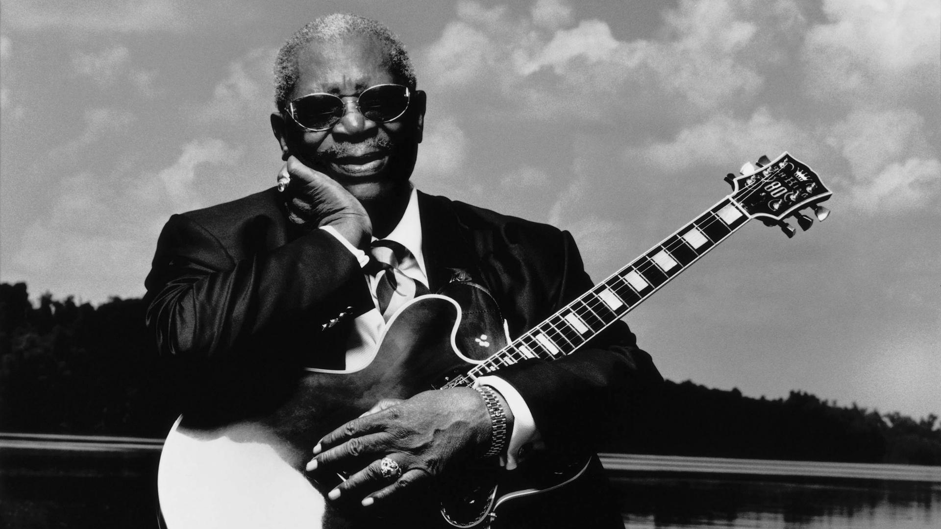 Addio a B.B.King, il Blues Boy