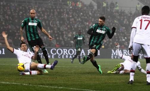 Streaming Sassuolo-Milan Serie A 17 maggio 2015