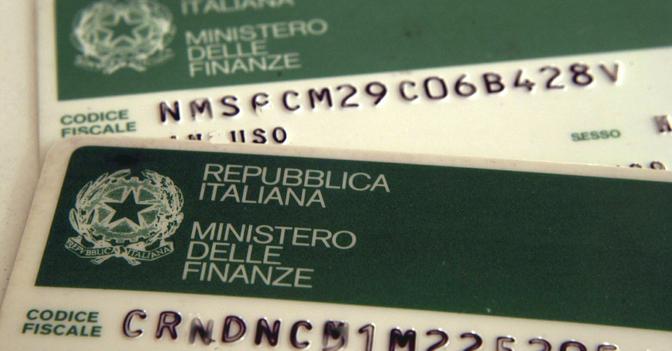 Come risalire a data di nascita da codice fiscale for Codice fiscale da stampare