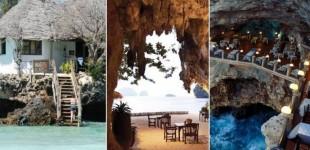 I 22 ristoranti più romantici del mondo