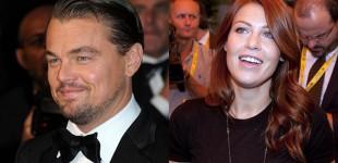 Leonardo Di Caprio e Barbara Berlusconi in disco a Milano
