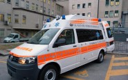 Ambulanza del 118 di Aosta