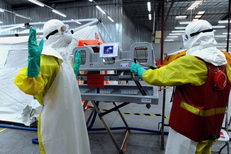Ebola, risultato positivo infermiere Emergency