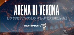 """Paolo Bonolis conduce """"Arena di Verona 2015 – Lo spettacolo sta per iniziare"""""""