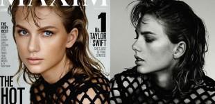 Maxim: è Taylor Swift la donna più hot del 2015