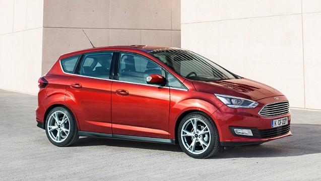 Hands Free Liftgate per la Nuova Ford C- Max formato famiglia