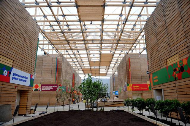 Cluster Frutta e legumi Expo 2015 Milano