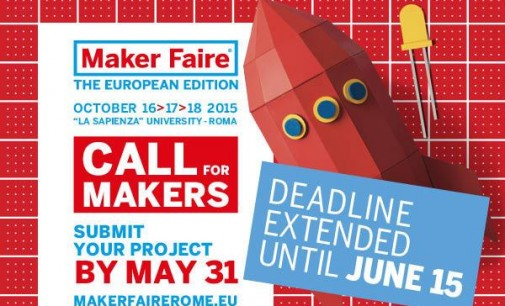 Maker Faire 2015: come partecipare