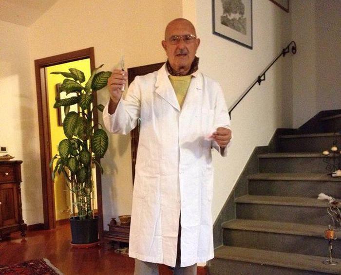 +++ATTENZIONE LA FOTO NON PUO' ESSERE PUBBLICATA O RIPRODOTTA SENZA L'AUTORIZZAZIONE DELLA FONTE DI ORIGINE CUI SI RINVIA+++ Ignazio Scaravilli, il medico catanese irreperibile dal 6 gennaio 2015 in Libia, in una foto tratta dal suo profilo Facebook.
