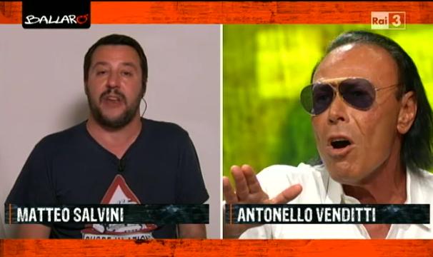 Venditti e Salvini