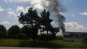incendio campo rom