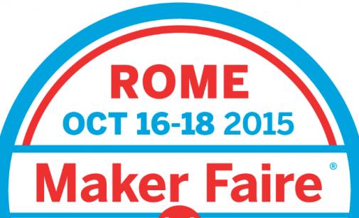 Maker Faire Rome 2015: date e programma