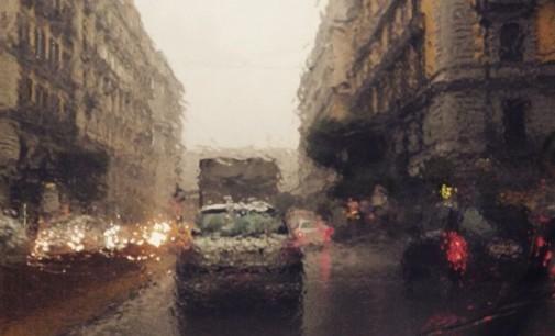 Nubifragio Napoli: albero cade su due auto