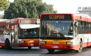 48361 Roma  Sciopero trasporti sciopero fermata autobus metro trasporti (EIDON) (Agenzia: EIDON)  (NomeArchivio: PHPIMrf4.JPG)