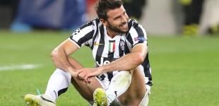 Juventus: Barzagli recuperato, Khedira out 2 mesi