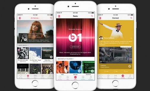 Come sentire canzoni offline Apple Music