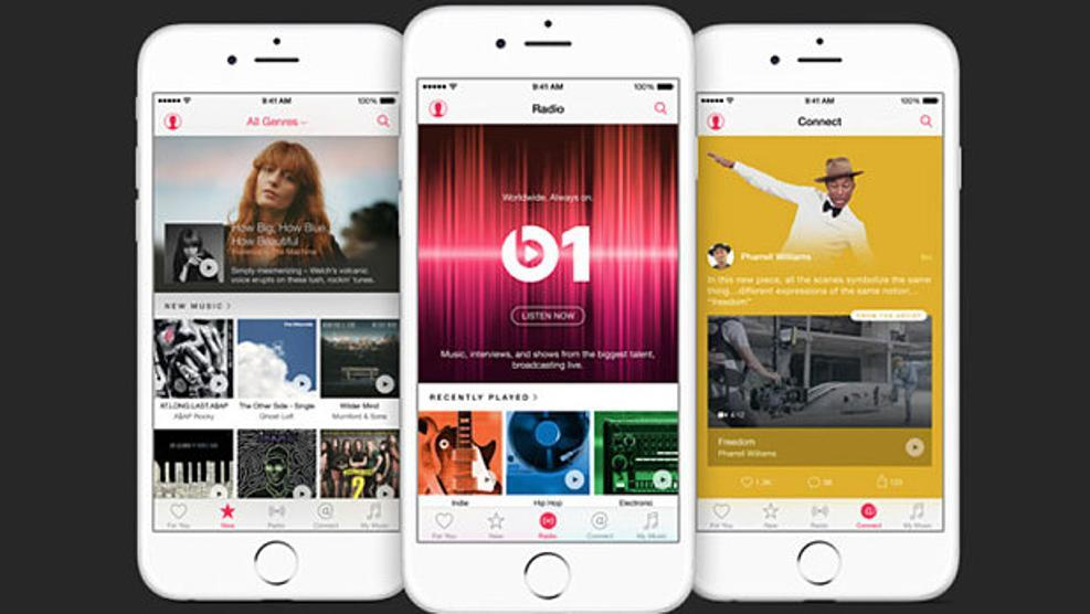 Apple Music ascoltare musica offline