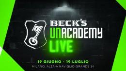 Beck's Unacademy Live