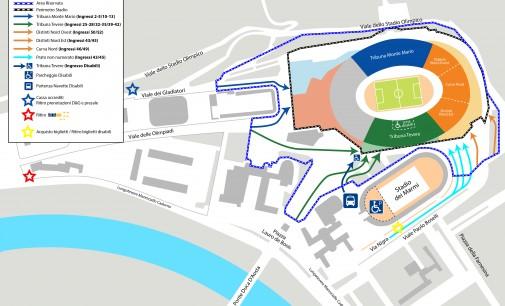 Concerto Jovanotti, come arrivare allo stadio Olimpico di Roma