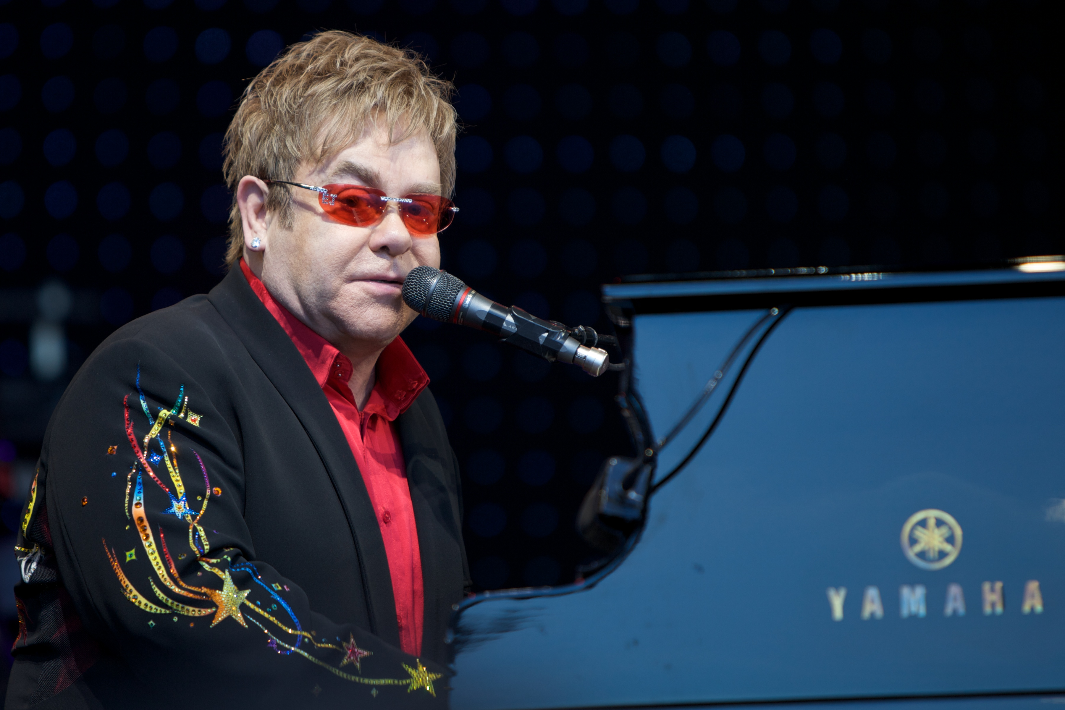 Elton John in Norway 11