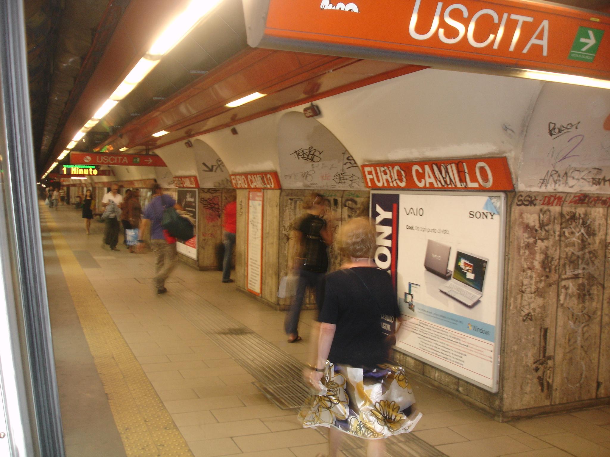 Furio_Camillo-Metropolitana_di_Roma
