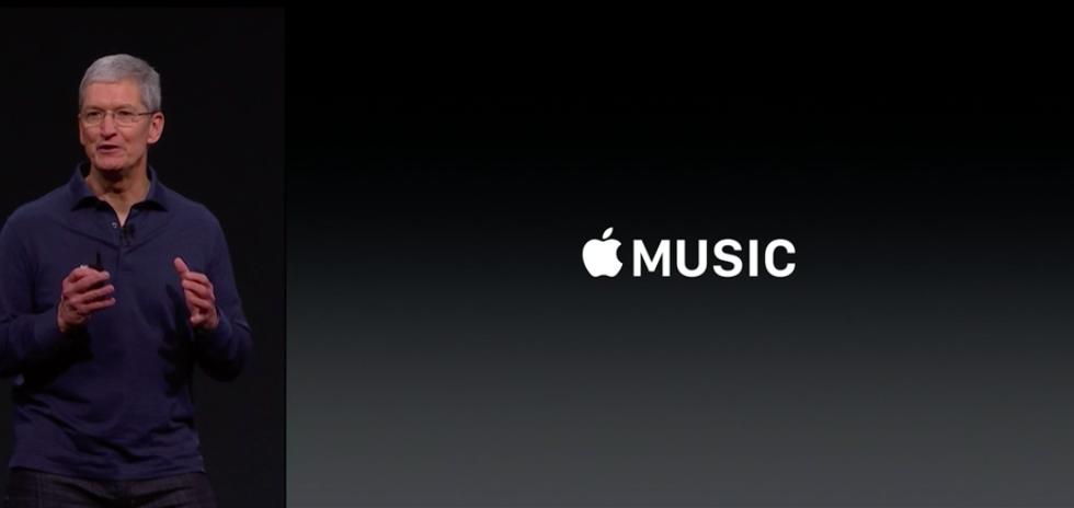 Prezzi Apple Music