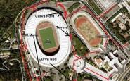 dove parcheggiare vicino stadio Olimpico Roma